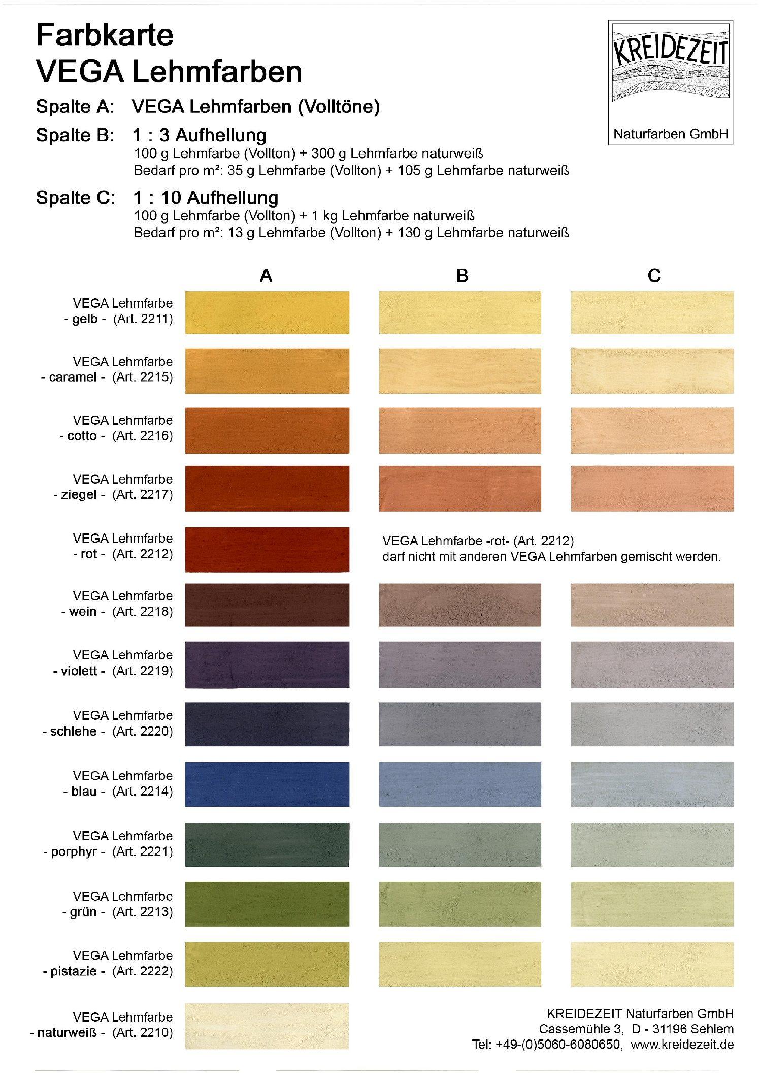 Naturfarben Lehmputz Proschinger